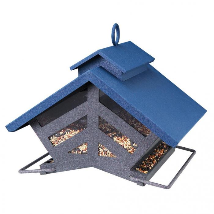Heritage Farms Chalet Bird Feeder