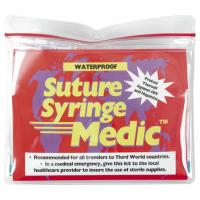 Adventure Medical Suture/Syringe Medic First Aid Kit