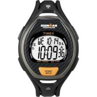 Timex Ironman 50 Lap Men's Digital Watch Black/Orange