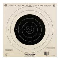 Champion Traps & Targets NRA Paper Target 100Yd Single