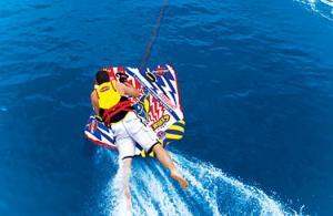 Bat-X-Ray Towable Water Boat
