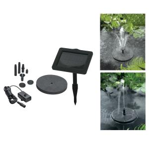 Garden Fountains by Smart Solar