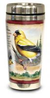 American Expeditions Goldfinch Steel Mug