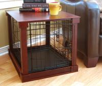 Merry Products Cage with Crate Cover, Medium