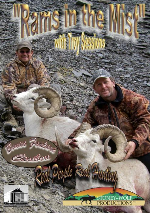 Stoney-Wolf Rams in the Mist DVD