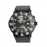 Valor Smith & Wesson S.W.A.T. Watch w/Synthetic Band
