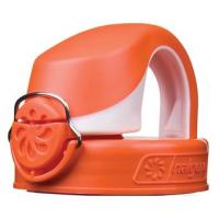Nalgene Otf Lid - Orange/white (Bulk)