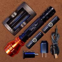 Stone River 1000 Lumen Rechargeable Flashlight