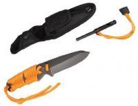 5ive Star Gear T1 Orange Survival Paracord Knife