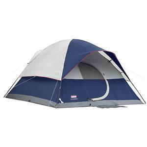Coleman Elite Sundome 6 Tent - 12' x 10'