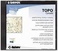 GPS Map CDs by Garmin