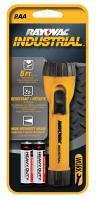 Rayovac 2AA Industrial Flashlite W/ Batteries