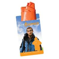 Gerber Bear Grylls Survival Poncho, Orange, 40 in X 21 in