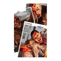Champion Traps & Targets Zombie Visicolor Variety Target 6Pk 12X18