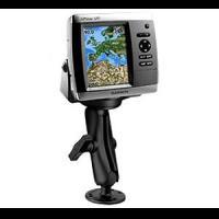 "RAM Mount Double Socket Arm f/Garmin Fixed Mount GPS - 1.5"""