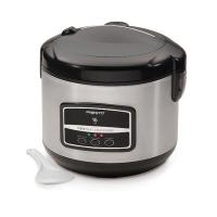Presto 16-Cup Digital Stainless Steel Rice Cooker/Steamer