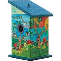 Magnet Works Gather Friends Birdhouse  (+FRT)