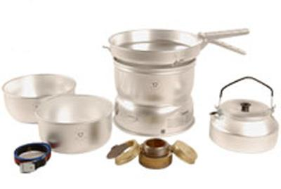 Trangia 25-2 Ultralight Alcohol Stove Kit