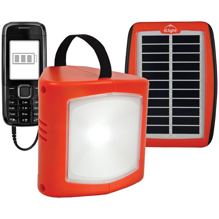 D Light Solar Lantern Charger