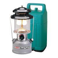 Coleman Lantern - Double Mantle w/ Carry Case / Dual Fuel