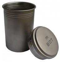 Titanium BOT Bottle Pot