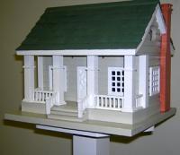 Home Bazaar Art Style Birdhouse