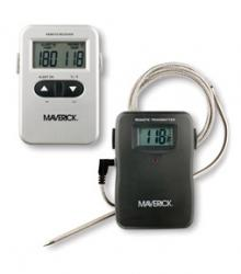 Maverick Remote Wireless Cooking Thermometer with Transmitter and Reciever