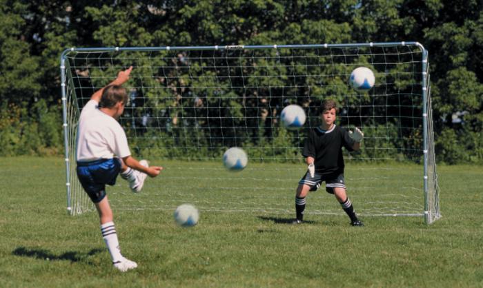 Franklin Sports 12' x 6' Tournament Goal