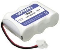 Lenmar CBD312 Battery - Fits AT&T, GE, Pac-tel, Phonemate and Sharp