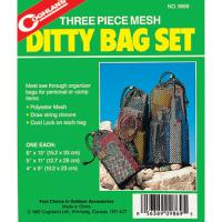 MESH DITTY BAG SET