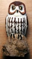 Songbird Essentials Owl Table Piece
