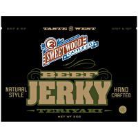 Sweetwood Cattle Sweetwood Teriyaki Beef Jerky