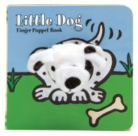 Chronicle Books Little Dog Finger Puppet Book
