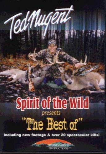 Stoney-Wolf Ted Nugent's Spirit of the Wild DVD
