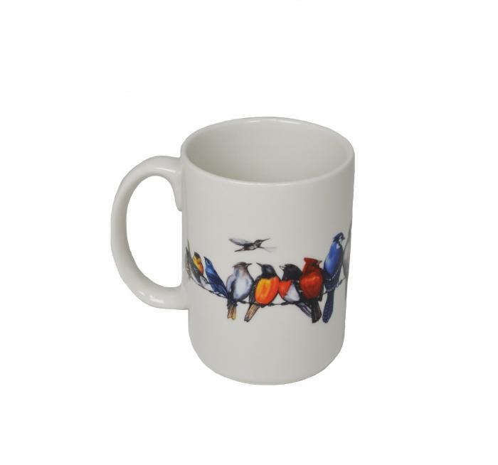 Songbird Essentials Mug 15 oz Chorus Line