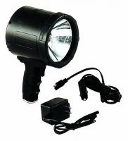 Optronics - Nightblaster Rechargeable Xenon Spotlight 2Mcp 12volt Charger, Black Case