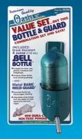 Bell Bottle/guard Set M45 4 Oz