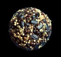 Songbird Essentials Birdseed Ball for Ball Birdfeeder (cellophane pack of 5)