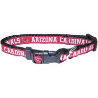 Arizona Cardinals NFL Dog Collar - Small