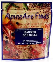 Alpine Aire Bandito Scramble - 3.5 Ounces