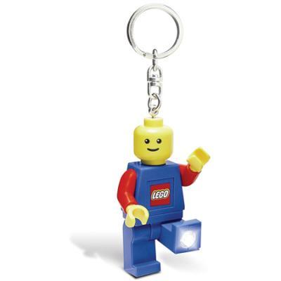 Sun Lego LED Keychain