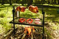 Texsport Rotisserie and Spit Grill