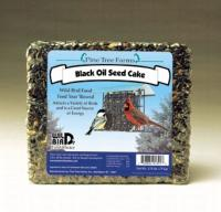 Pine Tree Farms 1.75 Pound Black Oil Sunflower Seed Cake