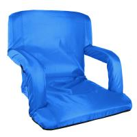 Stansport Multi Fold Padded Arm Chair - Blue