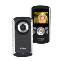 Vivitar High Definition Underwater Digital Video Recorder Black