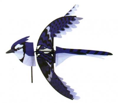 Premier Designs Eastern Blue Jay Spinner