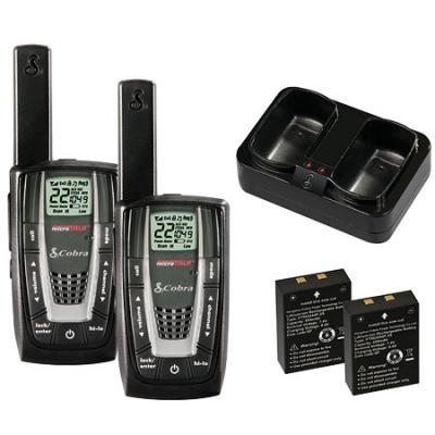 Cobra MicroTalk FRS/GMRS Radios