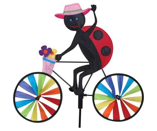 Premier Designs 20 inch Ladybug Bicycle Spinner