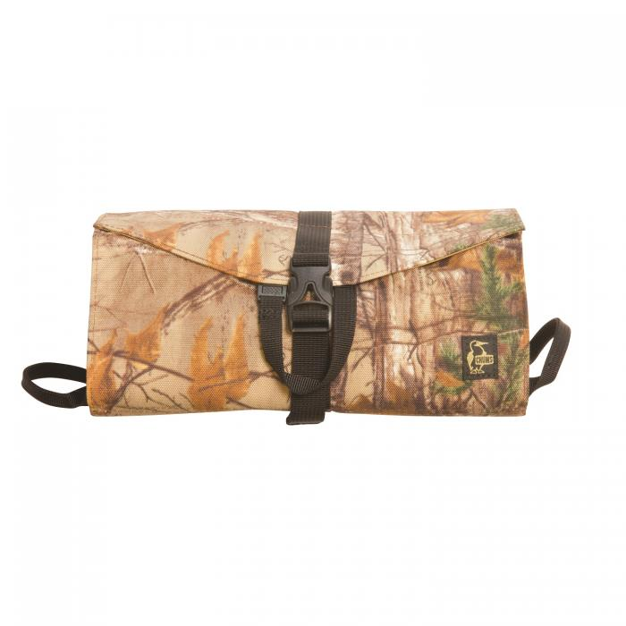 Chums Hex Roll-Up Accessory Case-Realtree Xtra