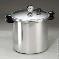 Presto 01781 23-Quart Aluminum Pressure Canner